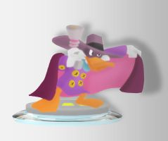 Infinitised Darkwing Duck 2 by DarylT