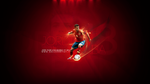 Jordi Alba #18 Spain - Wallpaper by Revvolo