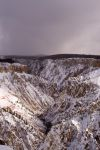 Canyon in Yellowstone by Mr-Monster-Mutt