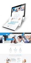 Internet Banking Web Design by vasiligfx