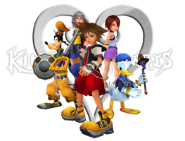 The Beginning by Kingdom-Hearts-Realm