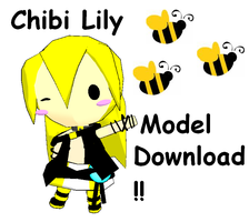 Chibi Lily model download by Shioku-990