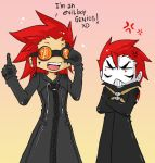 +KH2+XS:two redheads+ by Jack666rulez