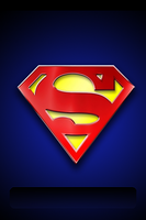 Superman Logo Itouch wallpaper by simplyjinz