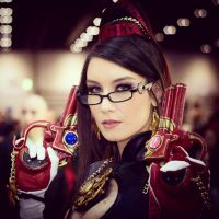 Bayonetta Cosplay Close up by Beaupeep101
