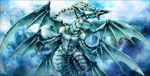 Bahamut Is Destroying ALL by MatiasVidal