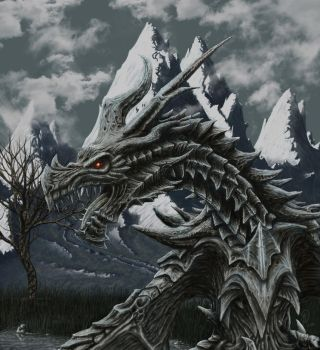 alduin the world eater by scumpunx