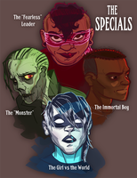 The Specials by JuneRevolver