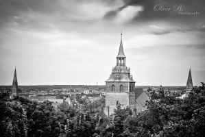 The Three Towers by OliverBPhotography