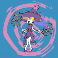 Miss-magius by leila-stoat