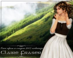 Claire Fraser by patslash