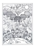 Children of the ASEAN by Alamat-ng-Lakan