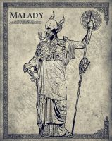 The Malady by elyadthepain
