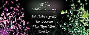 Homecoming Ticket by tdj1337