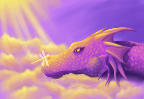 I paint hope, not paintings by plumthedragon