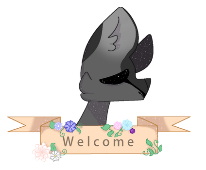 Welcome ! (YCH) by Citrusdayz