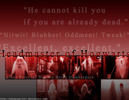 Albus Percival Wulfric Brian Dumbledore by MIKEYCPARISII