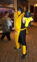 AFest '11 - Scorpion by TEi-Has-Pants