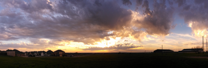 Panorama 03-25-2015A, Sunset Filter by 1Wyrmshadow1