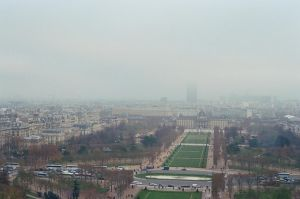 Champs de Mars, I by neuroplasticcreative