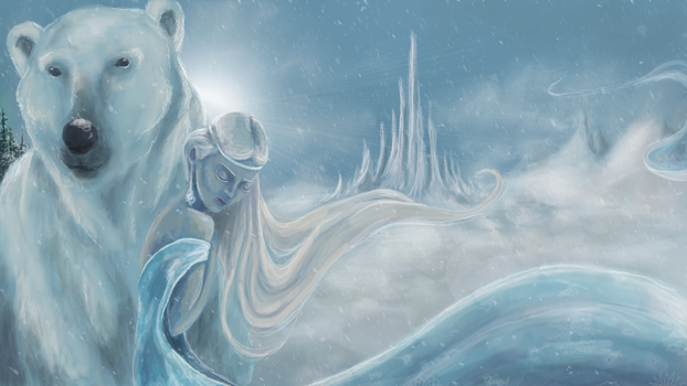 The Snow Queen by gogo5992