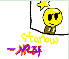 Starlow in iScribble by ROUGEXSHADOW1112