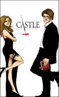 castle fanart by Cabout