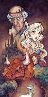 The Last Unicorn by CorinneRoberts