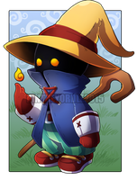Little Cutey Vivi by RinTheYordle