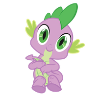My Little Dragon by ErisGrim