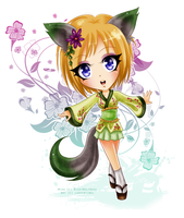 : Chibi Mika : by LuaSentinel
