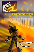 Sonic Unbound: Comic pg3 by Okida