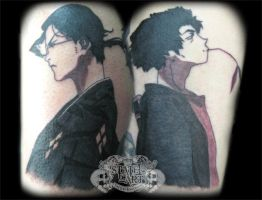 Anime by state-of-art-tattoo