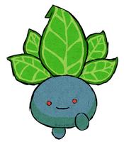 Oddish WWS by the19thGinny