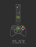 Xbox 360 ad by Ecstatic-ectsy