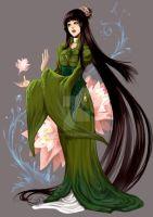 Lotus Blossom by Yaichino by SweetYuya