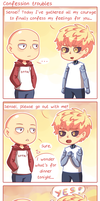 OPM - Confession troubles by Tenshi-no-Hikari
