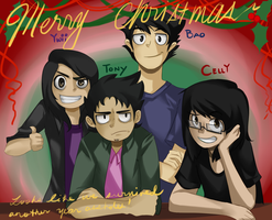 Well we survived another year(doodle) by artisticApparition