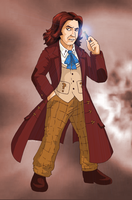The nth Doctor by ErinPtah