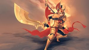 Legion Commander - DotA2 by Swenom