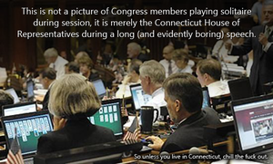 Congressional Solitaire by Agent-Spiff