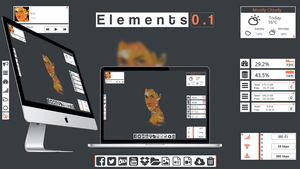 Elements 0.1 by Creative-Bg