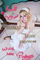 Thanks 10000 Hits by PuchysLove