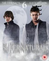 Supernatural: S6 DVD Cover by LaraRules81