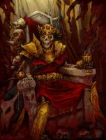 The Liche King by Stormcrow135