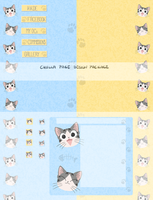 Page Design for chiilla [gift] by DesmodiaDesigns