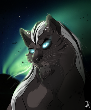 Gift: Lacrimosa by Brevis--art