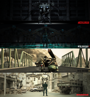 Metal Gear Solid Saga by James--C