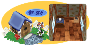 The Bay - Vic's House by mintykoneko