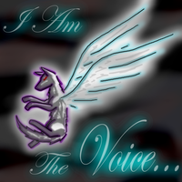I Am The Voice by Darkwing2743